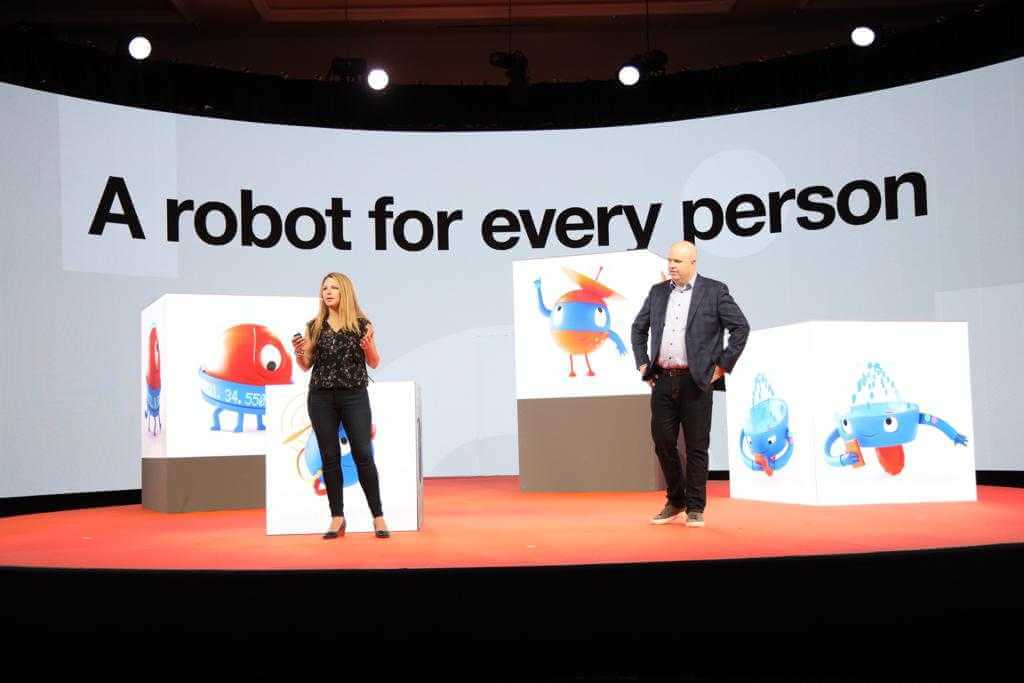 pwc robot for every person forward 2019