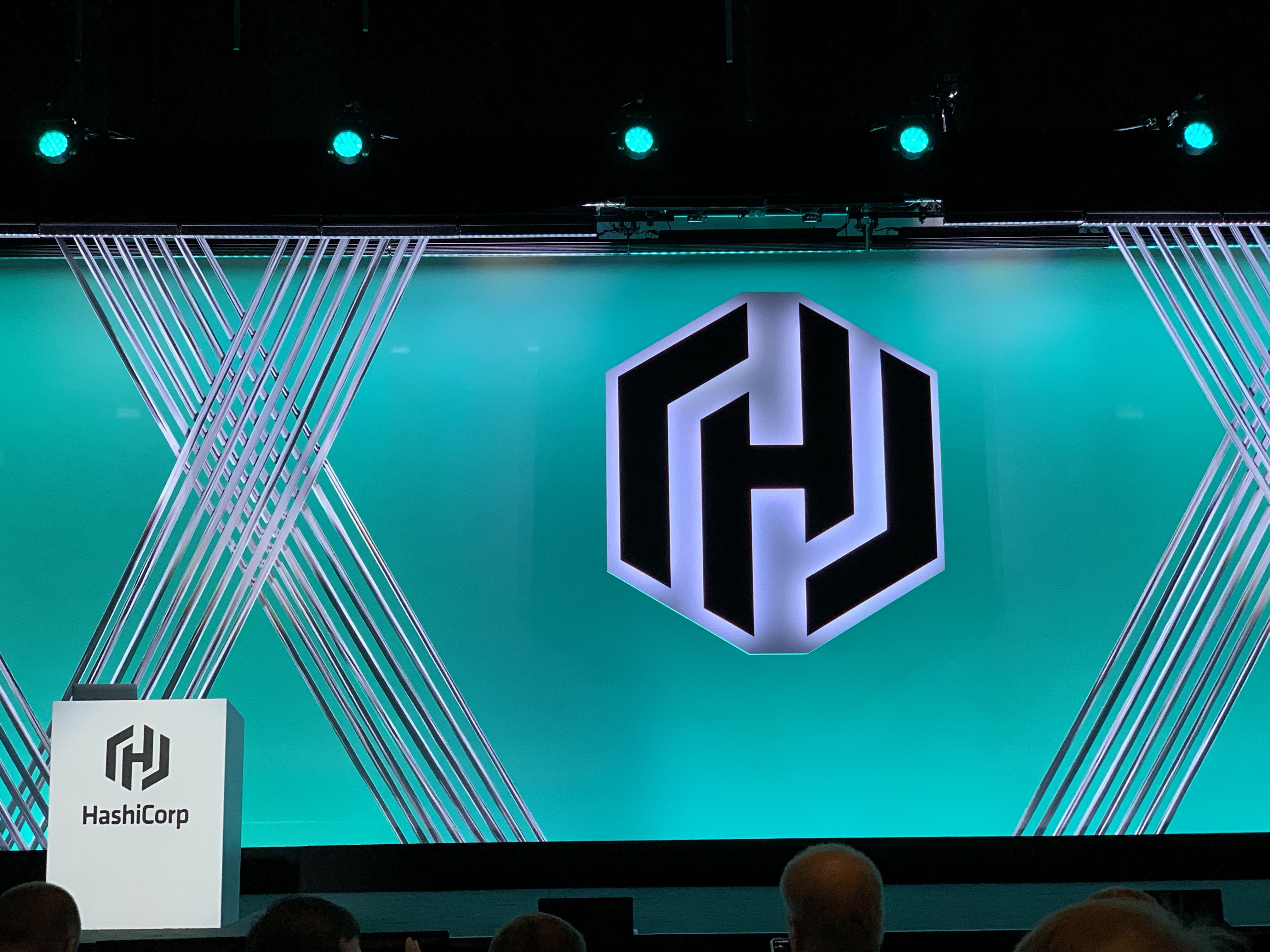 HashiConf Main Stage