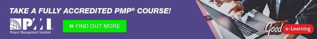 Take a fully accredited PMP courses! - Find out more