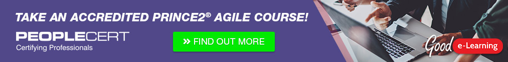 Take an accredited PRINCE2 Agile course! - Find out more