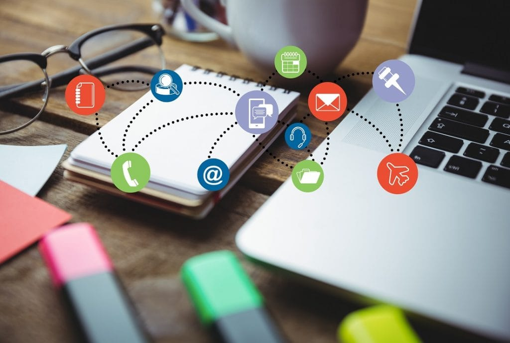 Comunicación, integraciones y teletrabajo
