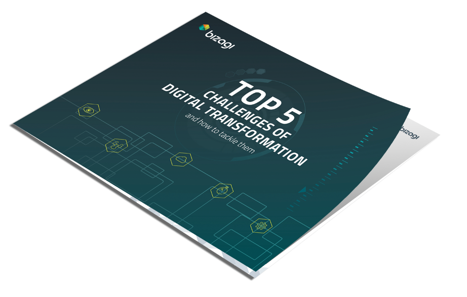 top 5 challenges of digital transformation