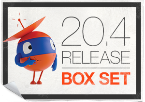 The 20.4 Release Box Set