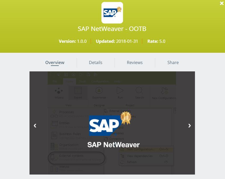 SAP and Bizagi