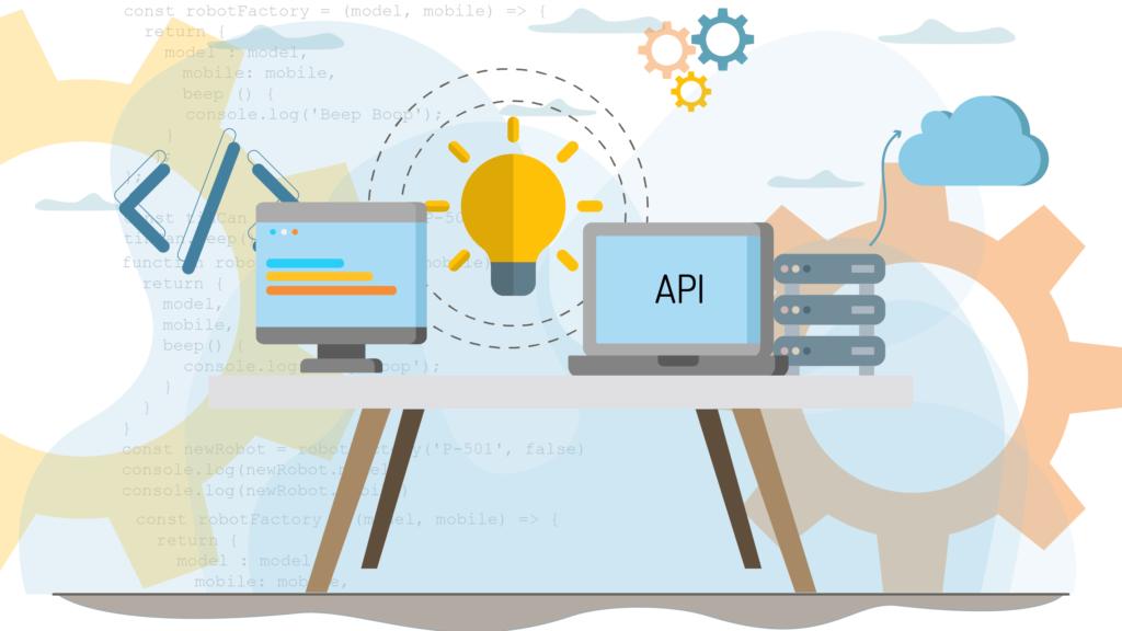 open source code or API