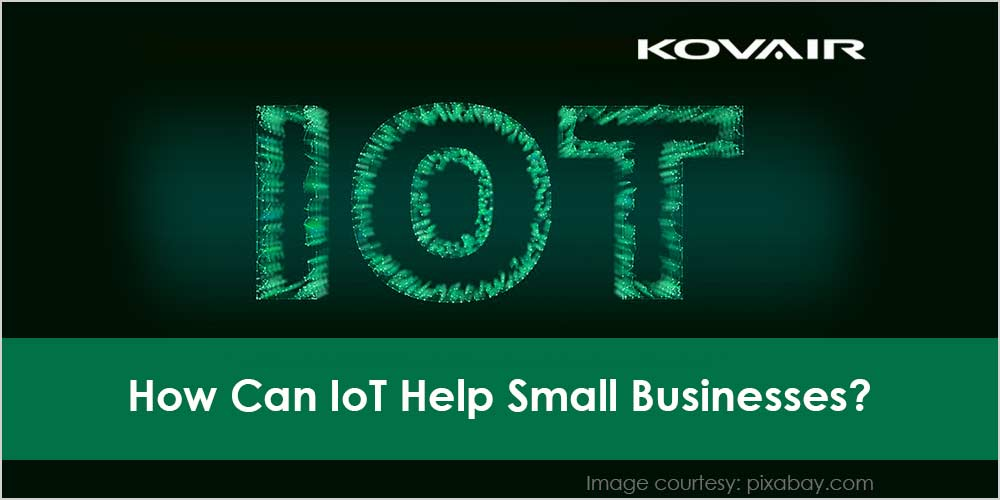 IoT Help Small Businesses