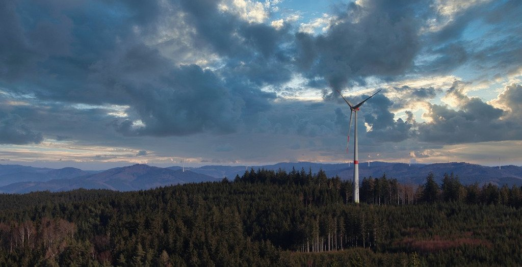 Green technology - windpower