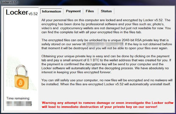 ransomware and viruses