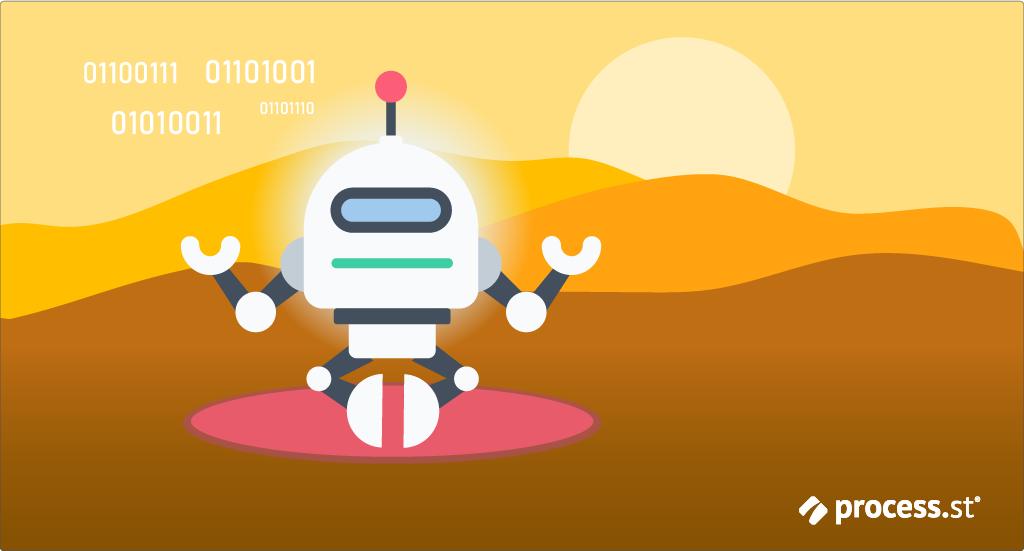 Meditating Robot Single Source of Truth (SSOT)