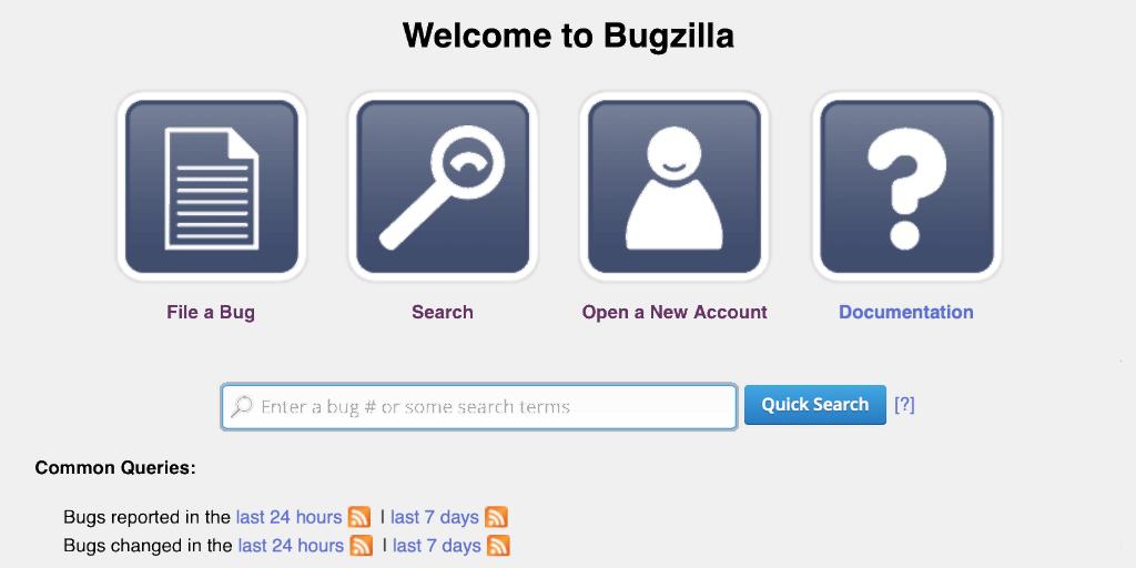 QA Process in Your Startup: Bugzilla