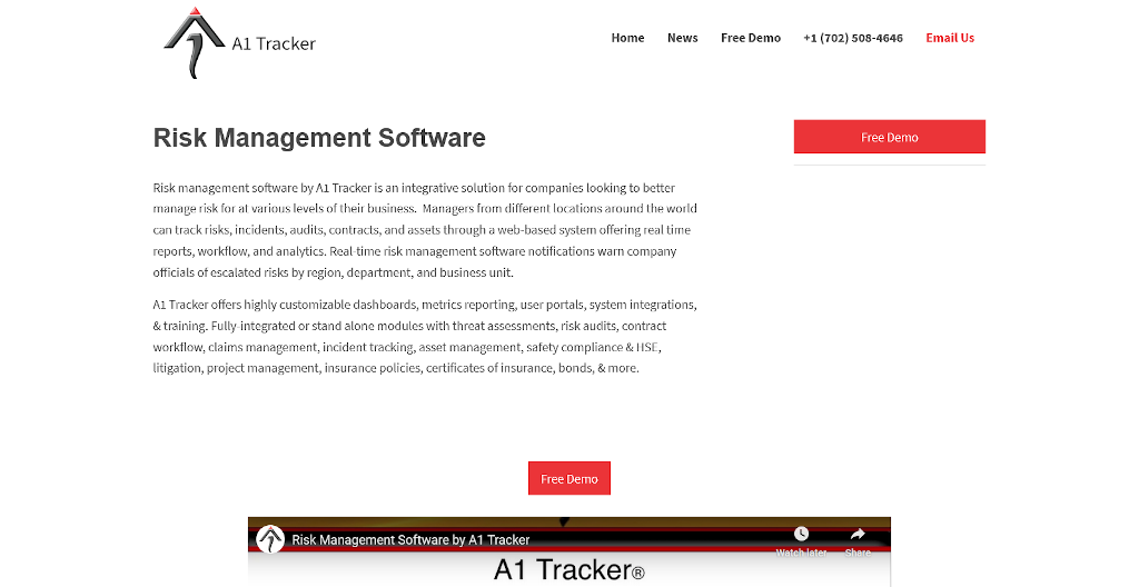 A1 Tracker grc tools