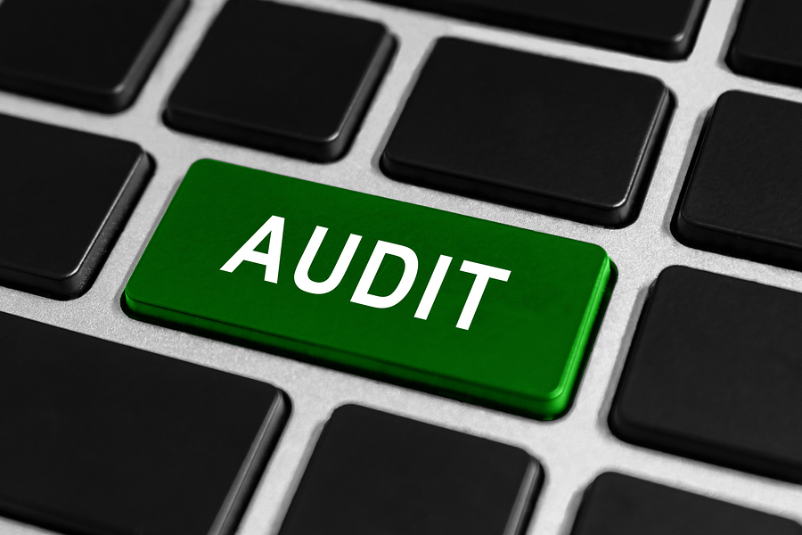 Audit Button On Keyboard for start Workflow Analysis