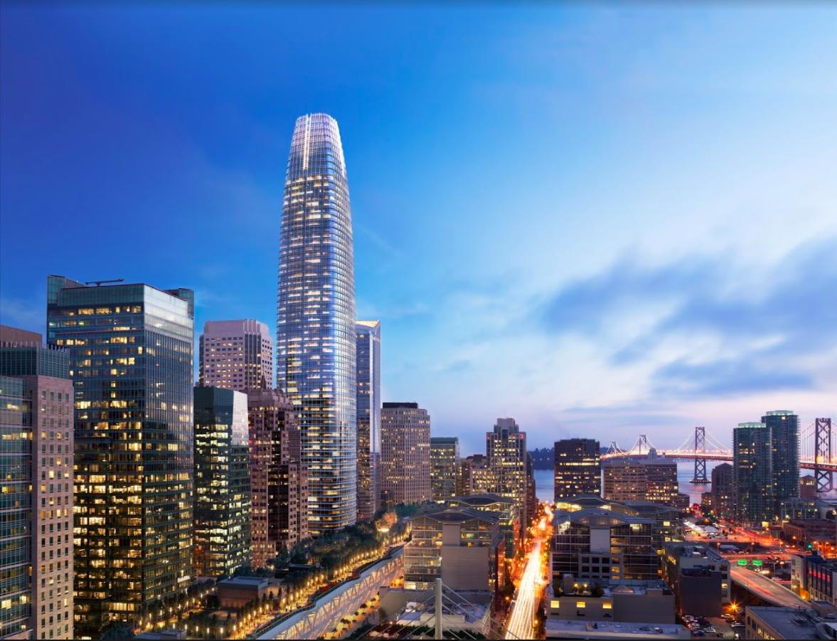salesforce tower case study