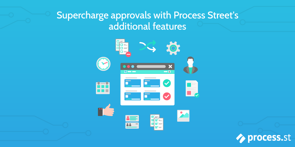 Approvals Process Street