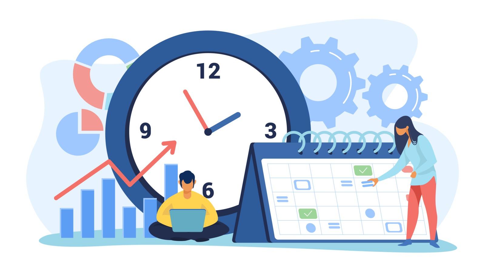 field operations management proper schedules