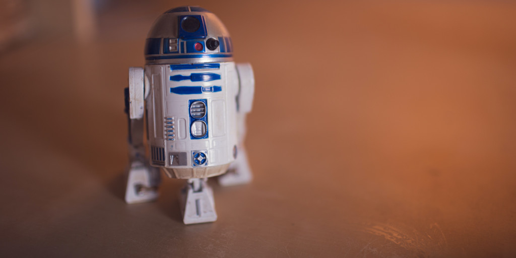 This is exactly the droid you're looking for