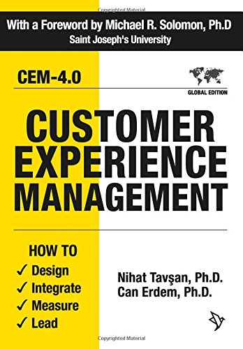 CX Management book