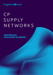 CP supply networks