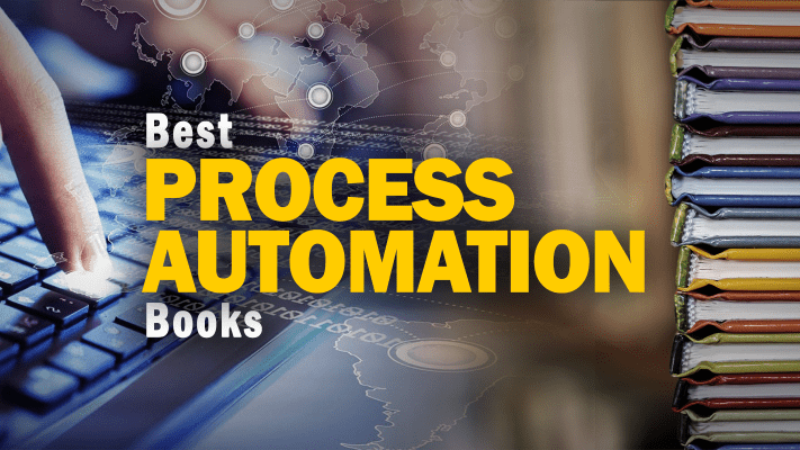Solutions Review: 15 Process Automation Titles for Your Bookshelf