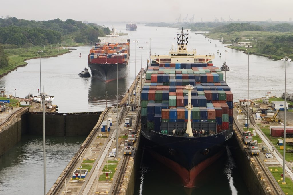 cargo ship and being agile