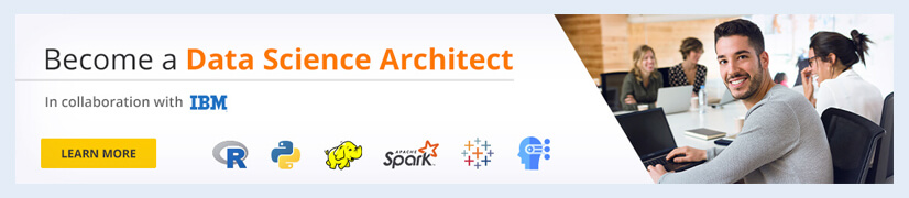 Become a Data Science Architect IBM