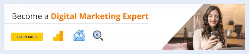 Become a Digital Marketing Expert