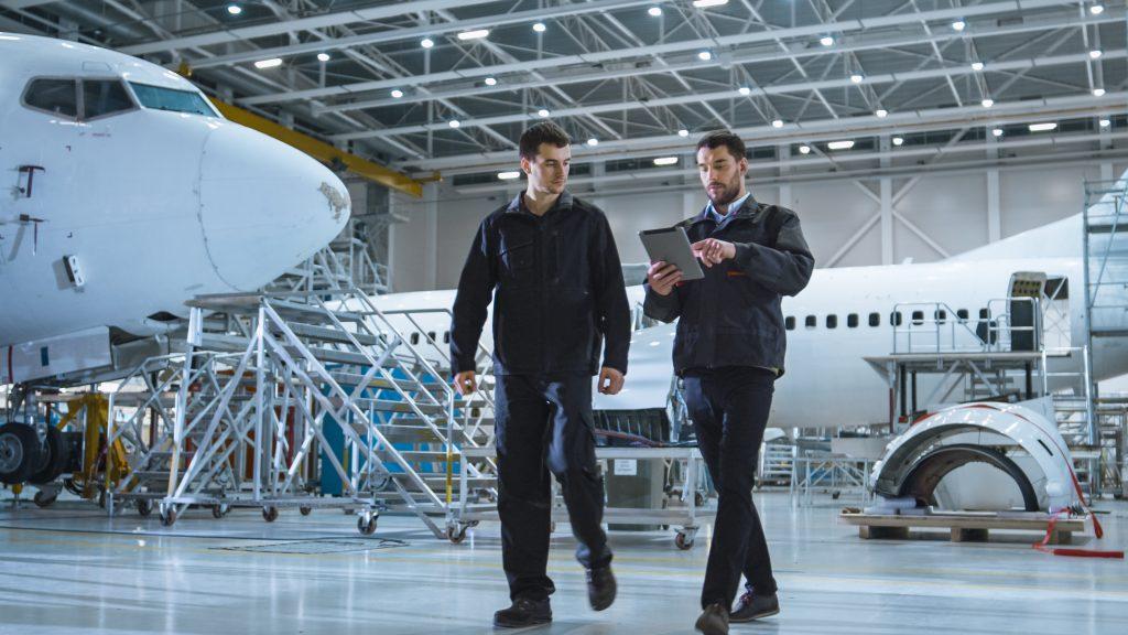 teamwork in aerospace