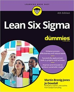 Lean Six Sigma for Dummies - cover