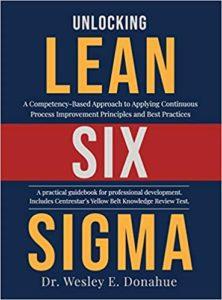 Unlocking Lean Six Sigma - cover
