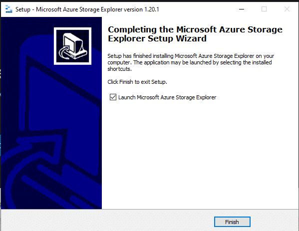 Download Azure Storage Explorer