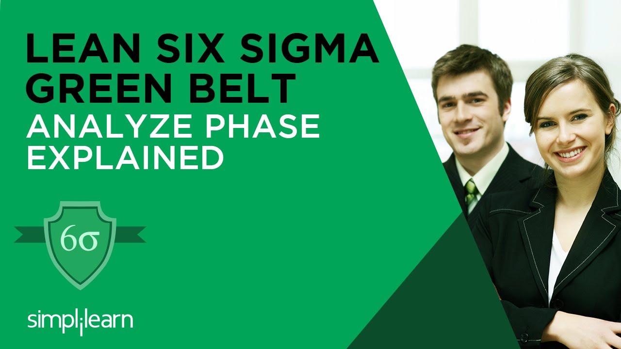Six sigma green belt training video part 1| six sigma training.