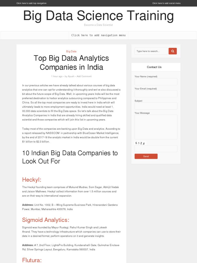 in data analytics in india indeed maker best resume