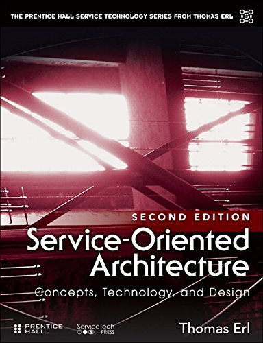 Service oriented architecture concepts technology and design pdf