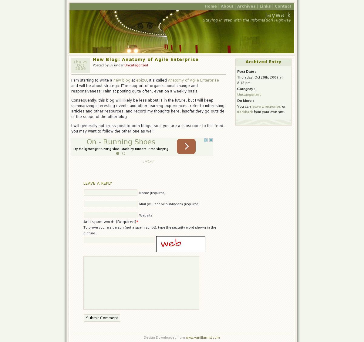 New Blog: Anatomy of Agile Enterprise - BPI - The destination for ...