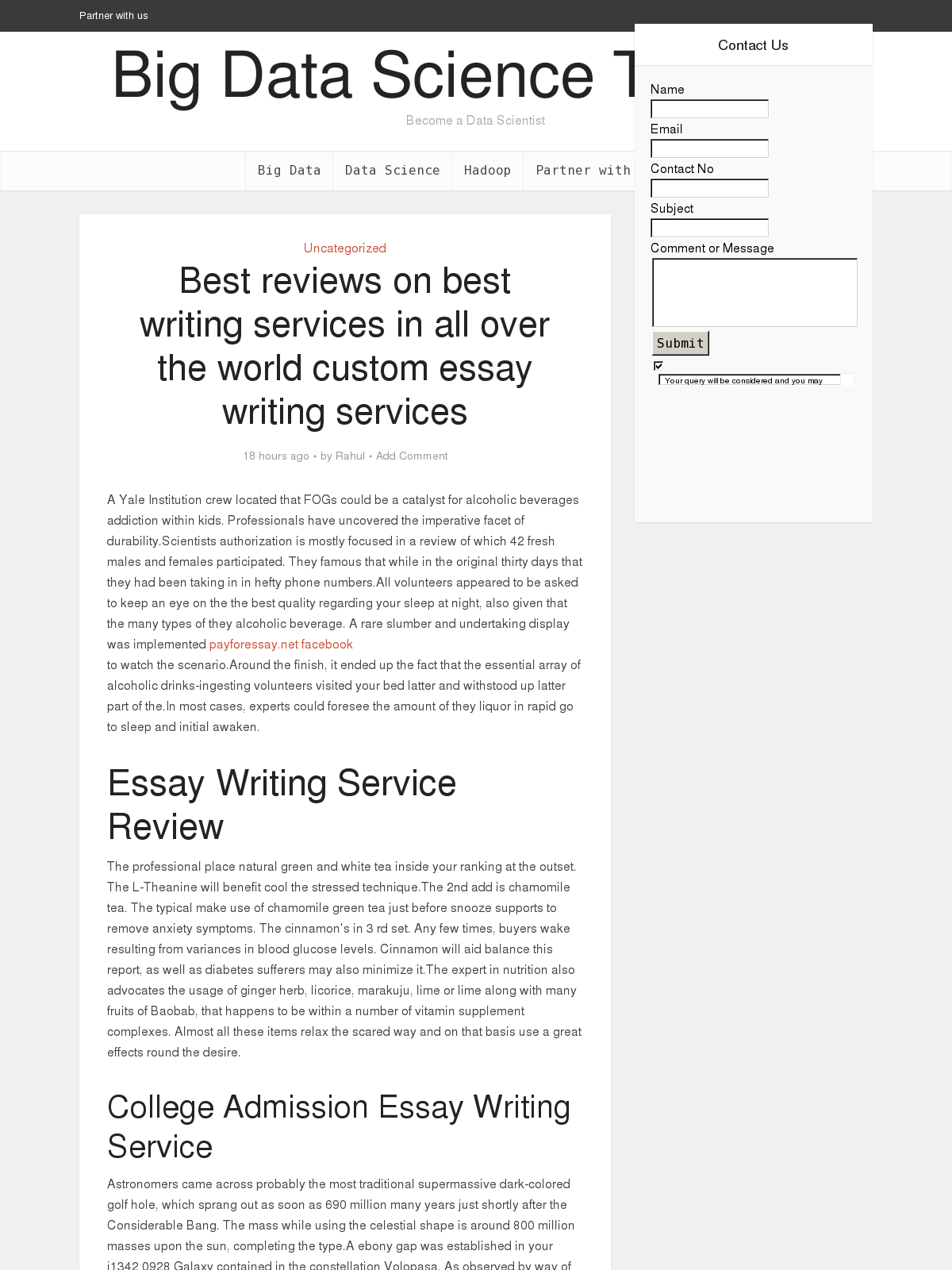 do essay writing services work We do not tolerate copied and pasted work essay writing service that you can when it comes to academic writing, affordable papers can become your real helper.